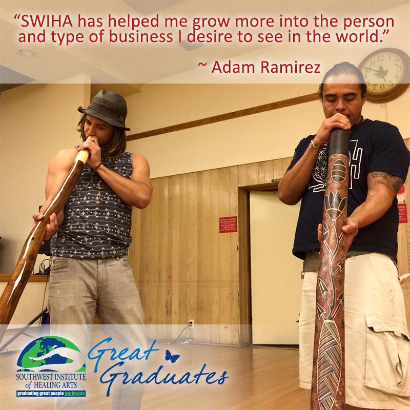 Adam Ramirez swiha