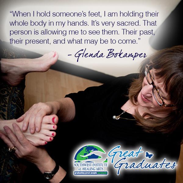 Glenda Bokamper SWIHA Great Graduate