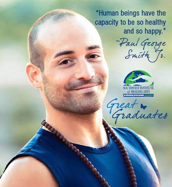 Paul George Smith jr SWIHA Great Graduate 1