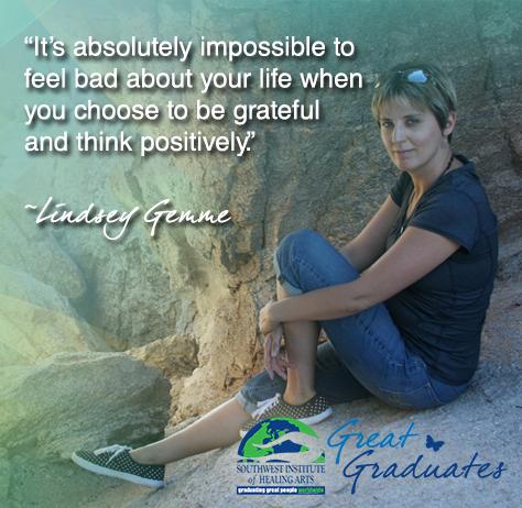Lindsey Gemme SWIHA Great Graduate
