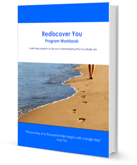 ReDiscover You Book