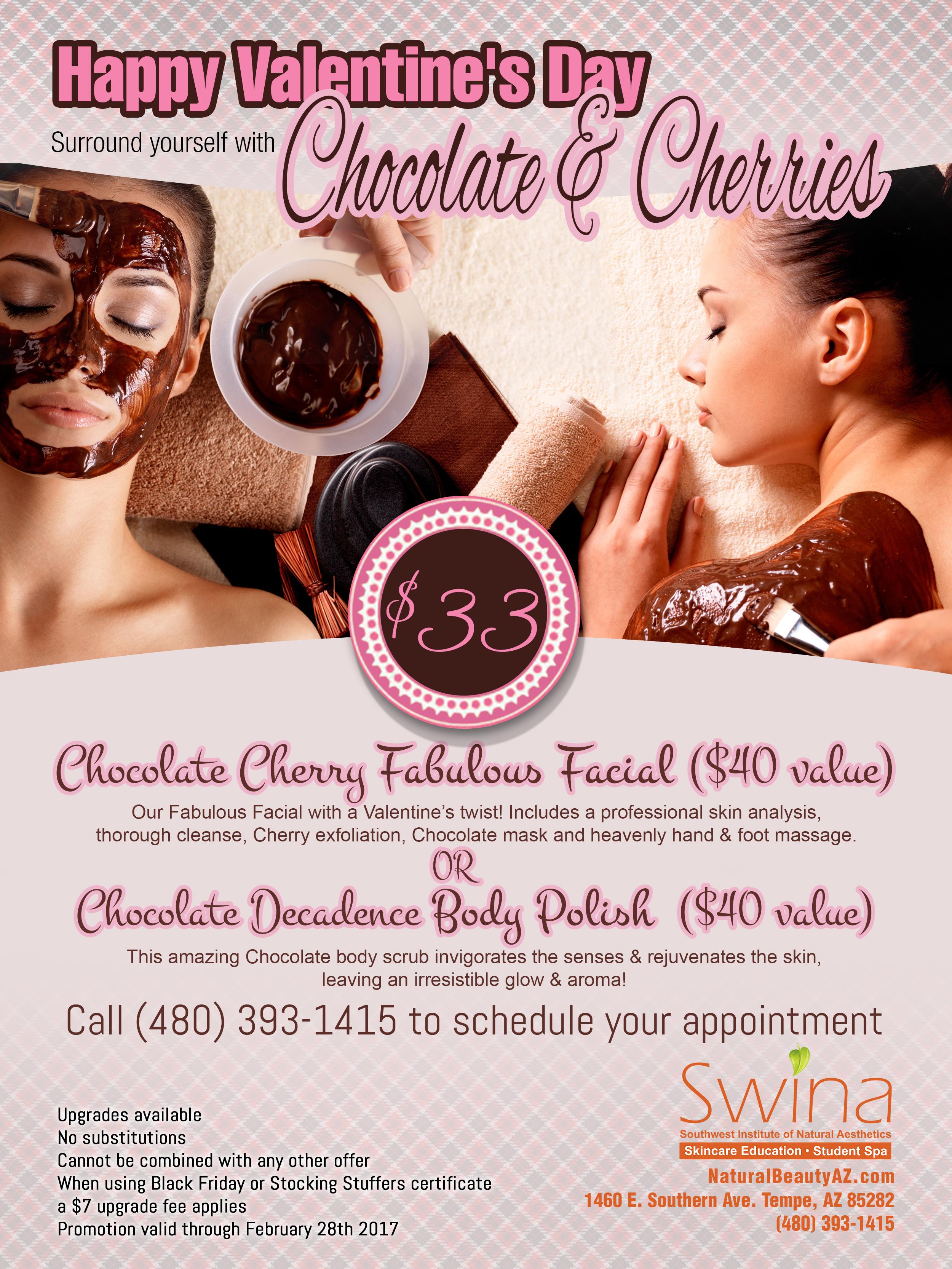 SWINA Clinic February Special