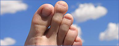 Air Toe