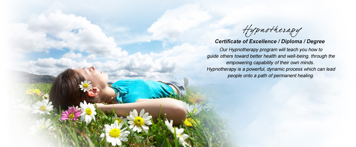 Hypnotherapy Courses | Accredited Hypnotherapy Programs
